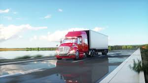100 Concept Semi Trucks Semi Trailer Truck On The Road Highway Transports Logistics