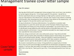 Management Trainee Resumes