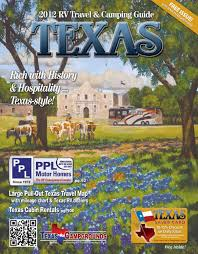 2012 Texas RV Travel & Camping Guide By AGS/Texas Advertising - Issuu