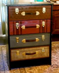 Baby Dresser For Sale Collectibles Everywhere by Luggage Chest Drawers Routered To Look Like Two Pieces Real
