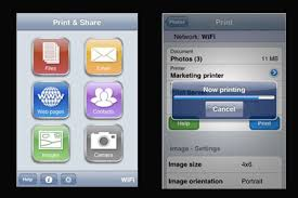 Print & application released for the iPhone Mobiletor