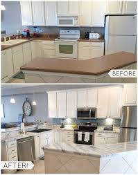 Fascinating Painting Countertops White 70 Home Design Ideas