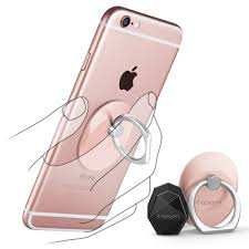 Amazon Spigen Style Ring Phone Grip Car Mount Stand Holder Kickstand for iPhone X 8 8 plus 7 7 Plus 6S 6S Plus Galaxy Note 8 S8