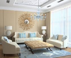 innovative modern chandeliers for living room modern light blue