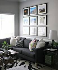 Living Room Wall Decor Ikea by Handsome Classic Gallery Above A Sofa Check Out