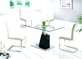 Dining Room Small Space Tables For Spaces Enchanting Glass