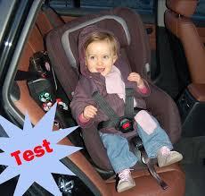 fixation siege auto bebe confort essai siège axiss de bebeconfort