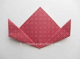 Easy Origami Kusudama Flower Step 3