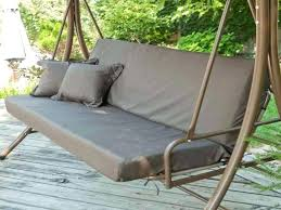 Outdoor Swing Cushions Image Outdoor Cushions For Swings Chairs