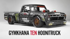 99 Youtube Truck Ken Blocks Gymkhana TEN F150 Hoonitruck Presented By Toyo Tires