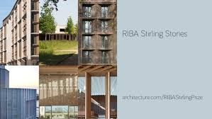 100 Architects Stirling RIBA Stories Waugh Thistleton