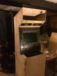 Mortal Kombat Arcade Cabinet Plans by Umk3 Arcade Machine Handmade Test Your Might