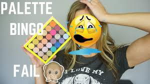 PALETTE BINGO ... FAIL │ COLOURPOP BYOP Huge Colourpop Haul Lipsticks Eyeshadows Foundation Palettes More Colourpop Blushes Tips And Tricks Demo How To Apply A Discount Or Access Code Your Order Colourpop X Eva Gutowski The Entire Collection Tutorial Swatches Review Tanya Feifel Ultra Satin Lips Lip Swatches Review Makeup Geek Coupon Youtube Dose Of Colors Full Face Using Only New No Filter Sted Makeup Favorites Must Haves Promo Coupon