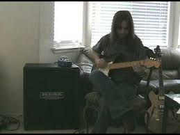 Mesa Boogie Cabinet 2x12 by Rock Block Guitar Amp Eric Johnson Strat Mesa Boogie 2x12 Cab