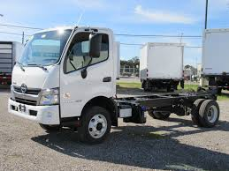 100 Bobtail Trucks For Sale 2018 New HINO 155 Chassis Diesel At Industrial Power Truck