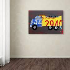 Trademark Fine Art 12 In. X 19 In.