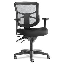 Alera Elusion Series Mesh Mid-Back Multifunction Office Chair, Black ... I Might Be Slightly Biased Staples Bayside Furnishings Metrex Iv Mesh Office Chair Hag Capisco Ergonomic Fully Burlston Luxura Managers Review July 2019 The 9 Best Chairs Of Amazoncom 990119 Hyken Technical Task Black For Back Pain Executive Pc Gaming Buyers Guide Officechairexpertcom List For And Neck Wereviews Carder Kitchen Ding 14 Gear Patrol