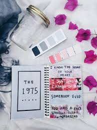 Art Journal Entry About The 1975 Tumblr Instagram Aesthetics Idea Inspiration White