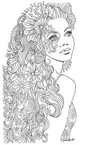 Excellent Idea Black And White Coloring Pages For Adults 2744 Best Adult Therapy