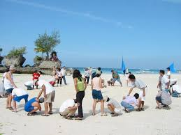 Beach Team Building Activities That Will Challenge Your People