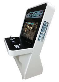 Mortal Kombat Arcade Machine Uk by Nu Gen Elite Arcade Machine Home Leisure Direct