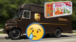 UPS Lost My Funko Shop Package! *Lightly Salted* - YouTube Ups Will Build Its Own Fleet Of Electric Delivery Trucks Rare Albino Truck Rebrncom Mary On Twitter Come To Michigan Daimler Delivers First Fuso Ecanter Autoblog Orders 125 Tesla Semis Lost My Funko Shop Package Lightly Salted Youtube Now Lets You Track Packages For Real An Actual Map The Amazoncom Daron Pullback Truck Toys Games The Semi Perform Pepsico And Other Owners Top Didnt Get Painted Famous Brown Unveils Taylor Swiftthemed