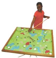 Deluxe Table Top Golf 1088229