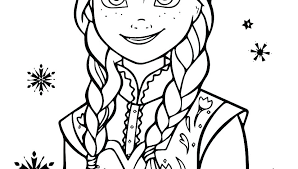Frozen Coloring Pages To Print Free Printable Colouring Pictures Pdf Pag