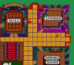 Play Clue Sega Genesis Online