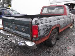 100 Used F150 Trucks 1984 FORD FORD PICKUP Parts Cars Pick N Save