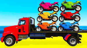 COLOR MOTORBIKE On TRUCK And Spiderman Cars Cartoon For Kids ... Tow Truck Song Vehicles Car Rhymes For Kids And Childrens Assembly Lightning Mcqueen Color Nursery Fire Chick Monster Trucks Mcqueen Mater Destroy Police Cars Fun Spiderman Little Red Monster Songs Rig A Jig Mack For Children Learn Colors And Stunts Tricks Captain America Ironman Crazy Plastic Ball Abc Twinkle Star Rhyme Busta Rapper Looking Built Like A Mac Truck The Wheels On Garbage Original Vehicle Driving Truck In Video