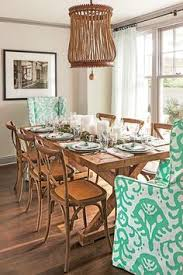 Carolina Colonial The Dining Room Kitchen Chairs Small