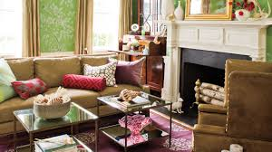 Southern Living Living Room Paint Colors by Charleston Home Living Room Southern Living
