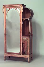 45 Best Art Nouveau Furniture Images On Pinterest | News, Art ... Studio Twenty Two French Art Deco Armoire Beautiful Walnut Tallboy Compactum Compact Small Antique Bedroom Fniture Interior Design Art Nouveau Essay Symbolism Heilbrunn Timeline Of Grande Coiffeuse Loupe D Orme Moderniste Ancien Cool Waterfall Style Chifferobe Attainable Dressers Chests And Storage World Market Set Bed Nightstands 1 A Crotch Mahogany Cabinet From France At Armoires Deco This Armoire Is Featured In Solid Wood With Glossy