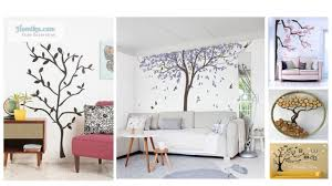 100 Home Decor Ideas For Apartments 48 Beautiful Wall Tree Ating For Your Apartment