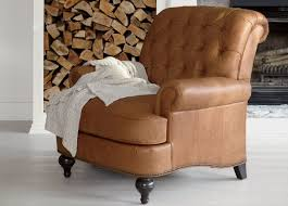 Ethan Allen Leather Furniture Care by Furniture U0026 Rug Ethan Allen Recliners Reclining Leather Chair