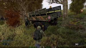 ArmA 3 | Truck Theft Payback