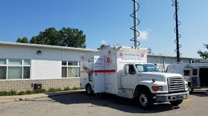 The Salvation Army's EDS-Satern Website - Testing Out Our New Truck!