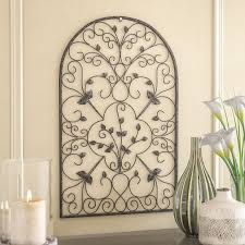 Fleur De Lis Living Spanish Ornamental Wall Decor Reviews Wayfair