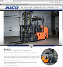 Custom Responsive Web Design, Photography And Video For RICO ... Cstruction Lift Equipment For Sale In Ohio Kentucky Florida Georgia Toyota Forklift Dealer Truck Sales Rentals Used 2012 Cat Trucks 2p6000 In Seattle Wa Turret Forklift Idevalistco Forkliftbay 5fgc15 3200 Lb Capacity 3 Stage Mast Gasoline Cat Official Website 2008 Freightliner Forestry Bucket With Liftall Crane For Web Design Medina Rico Manufacturing Ex By Webriver Al Zinn 33081434 Terminal Tractor Scissor Traing Towlift