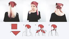 6 simple ways to wear head scarf u2013 rannka