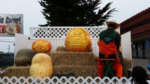 Pumpkin Fest Half Moon Bay 2015 by A Tribute To Pumpkinhead The Half Moon Bay Pumpkin Festival