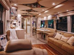 100 Homes Interior 11 Luxury RVs That Are Nicer Than Your Home Insider