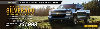Chevrolet Dealer | New & Used Chevy Cars & Service | Arlington TX