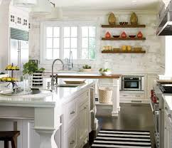 Dont Waste Valuable Counter Space For Decorative Items Thats What Shelves Are