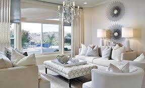 Glam Living Room Decor