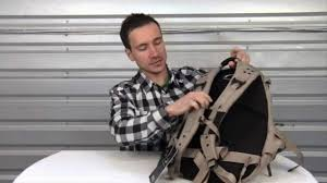 Oakley Bags Kitchen Sink Backpack by Oakley Icon 3 0 Backpack Review At Surfboards Com Youtube