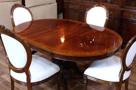 Mahogany Dining Room Set Antique Table Reproduction Styles And Furniture Popular Files Tables