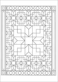 Patchwork Quilt Designs Coloring Book Creative Haven