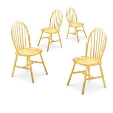 wood kitchen chairs how to spray paint wood chairs vintage